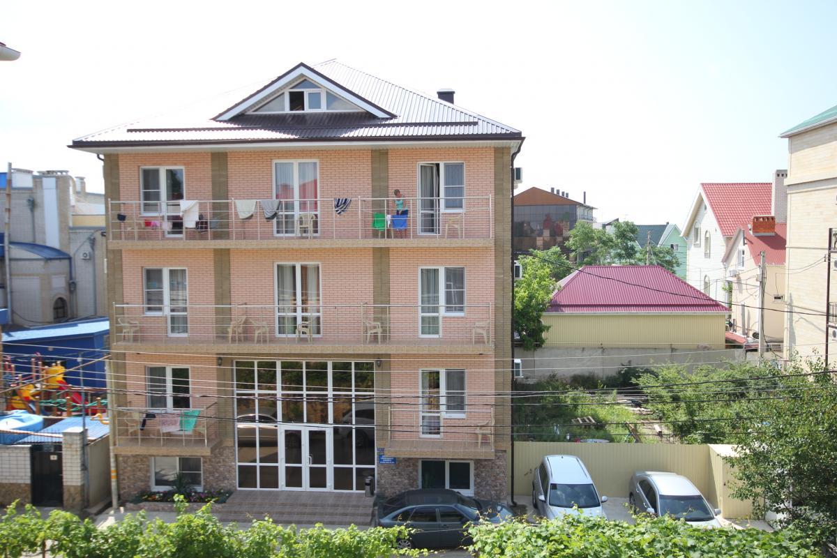 витязево радуга отель фото улице